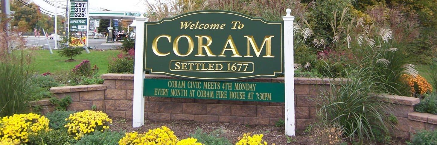 Coram NY